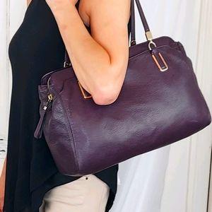 Coach Kimberly Merlot Shoulder bag